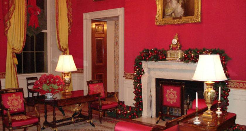 White House Red Room Pixshark Galleries