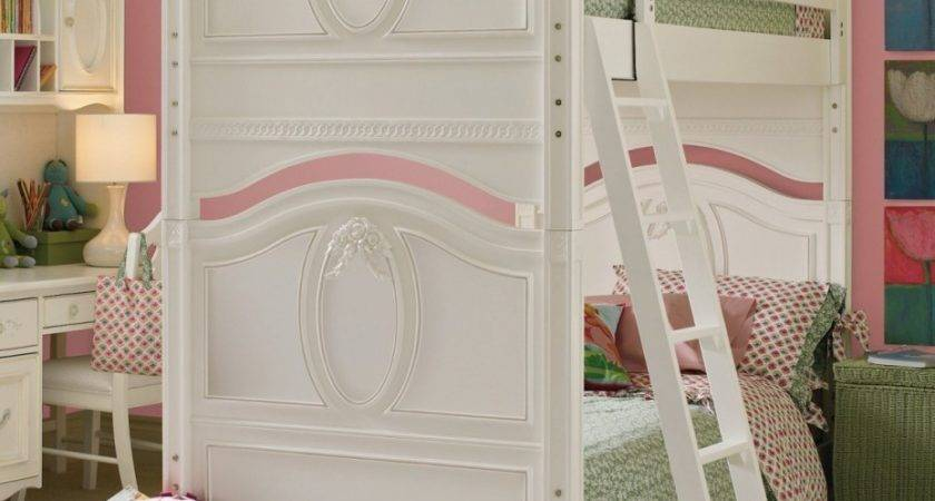 White Twin Beds Girls Unique Bunk Your