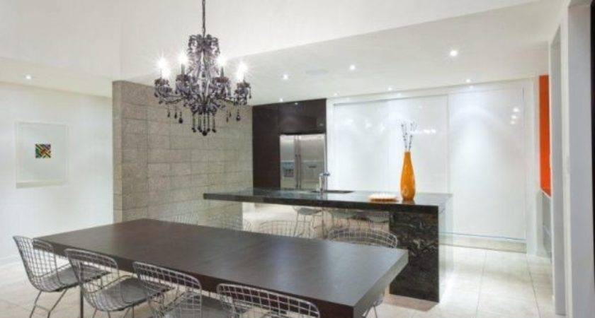 Why Should Have Chandelier Kitchen
