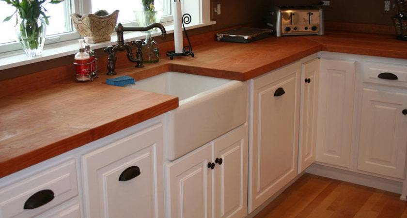 Wood Kitchen Countertops Grothouse