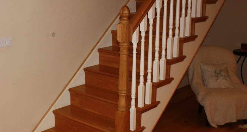 Wood Stair Banisters Vissbiz