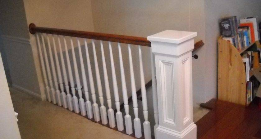 Wood Stair Handrails Yourself Decor References