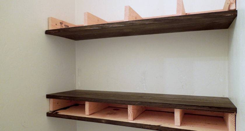Woodworking Plans Floating Shelves