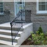 Wrought Iron Railing