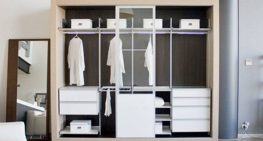 Ximula Wardrobe Closet Storage Solutions Built