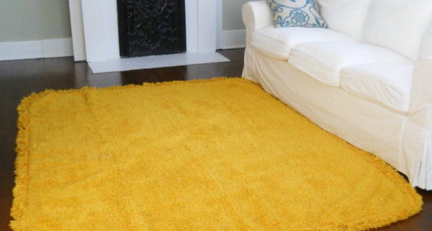 Yellow Area Rug Living Room Home Design Ideas