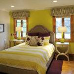 Yellow Bedroom Beautiful Homes Design