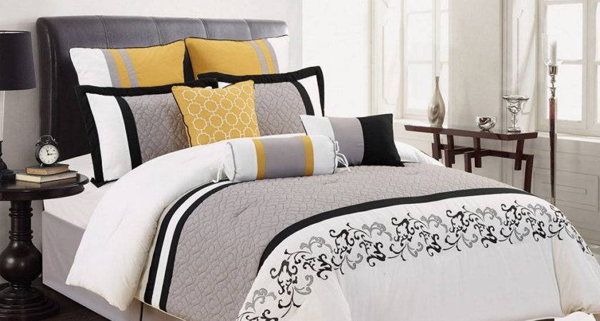 Yellow Gray Bedroom Paint Color Ideas