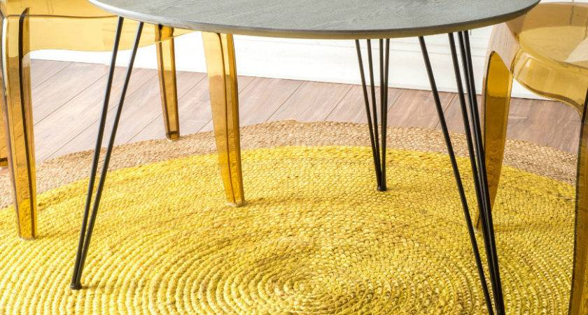 Yellow Living Room Rugs Decoration Would Dare
