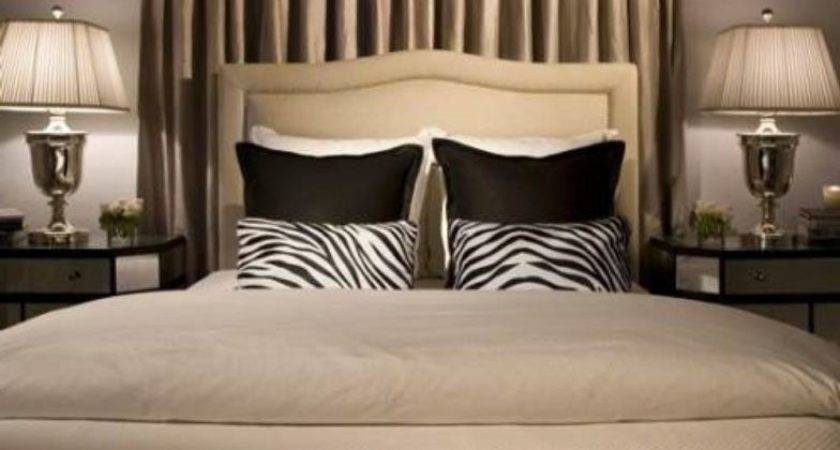 Zebra Print Bedrooms Design
